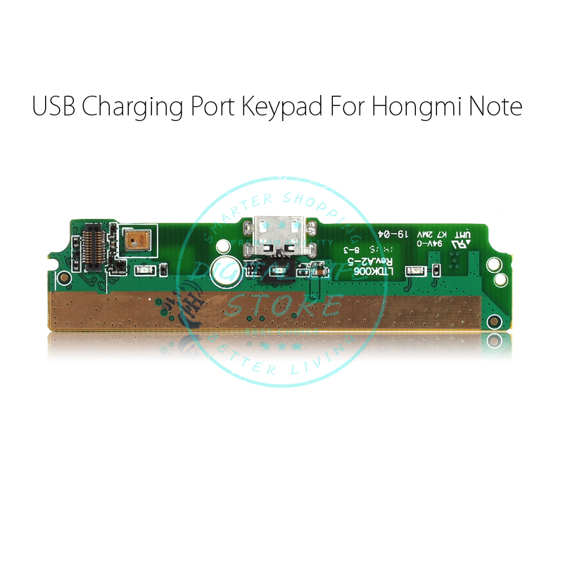 US $5 6 5% OFF Dock Connector for Xiaomi Redmi Hongmi Note 3G Red Mi Rice  Note Micro USB Charging Port Flex Cable Board Replacement Parts-in Mobile