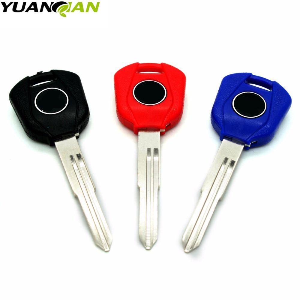 Universal Blank Key Uncut For Honda CBR600 F CBR600RR CBR900RR CBR1000RR 1100XX