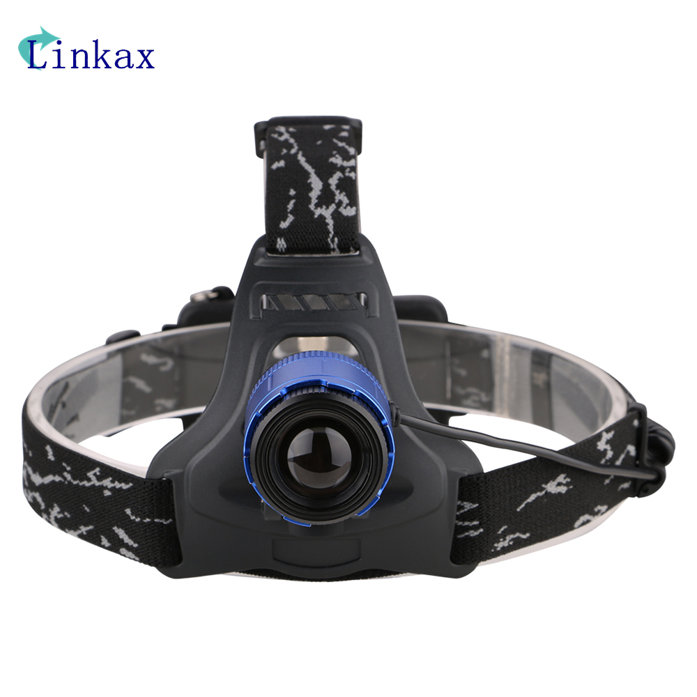 3 Mode Rechargable Led Headlamp Zoomable Headlight Waterproof Head Torch Flashlight Head lamp Fishing Hunting Light By 2*18650 portable super bright mini 3 mode led headlamp zoomable lamp outdoor led head light sports camping fishing head lamp headlight