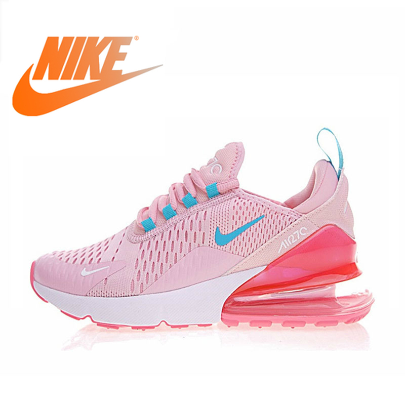 Original Authentic Nike AIR MAX 270 Womens Running Shoes Sneakers Outdoor Sports Jogging Walking Athletic 2019 New DesignerOriginal Authentic Nike AIR MAX 270 Womens Running Shoes Sneakers Outdoor Sports Jogging Walking Athletic 2019 New Designer