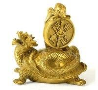 Tortoise And Snake Zhaocai Home Furnishing Decorative Art Decoration Feng Shui House