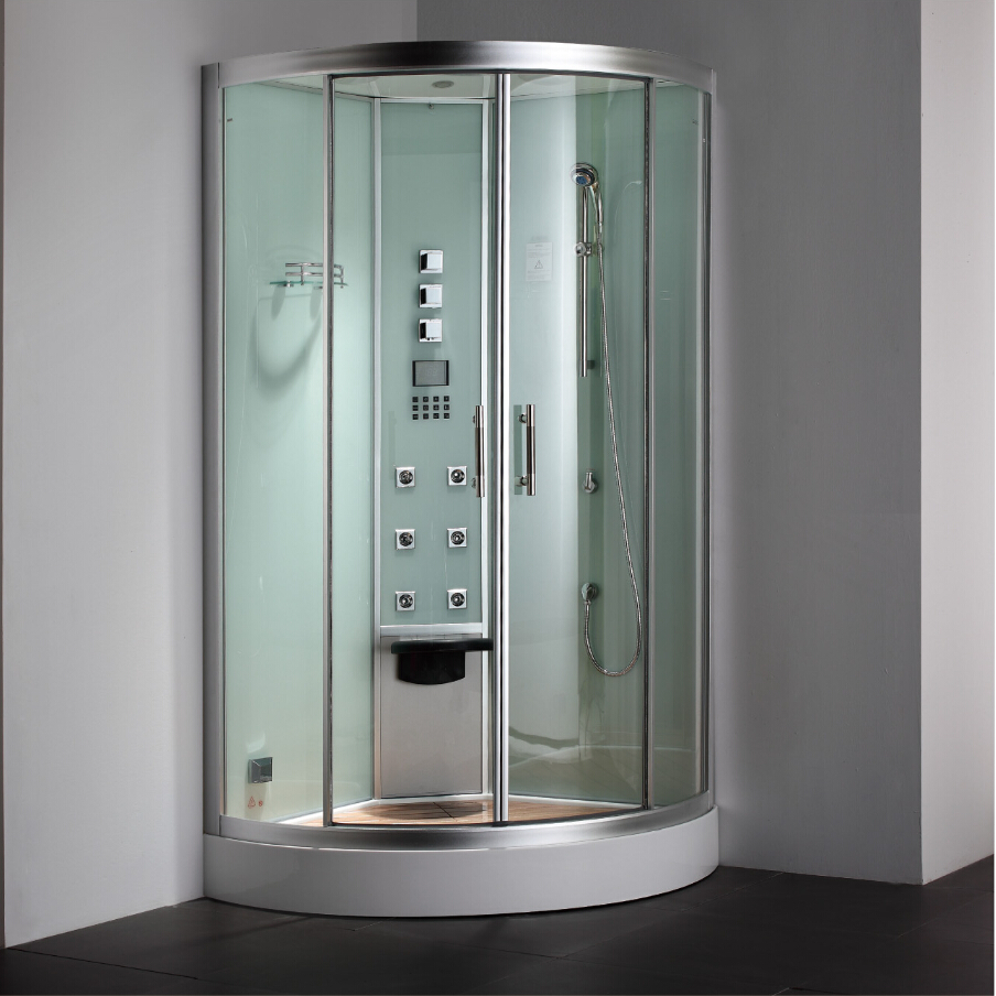 2017 new design luxury steam shower enclosures bathroom for New model bathroom design
