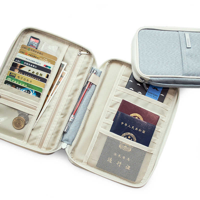bad7911878a2 Detail Feedback Questions about YIFANGZHE Passport Wallet, Premium ...