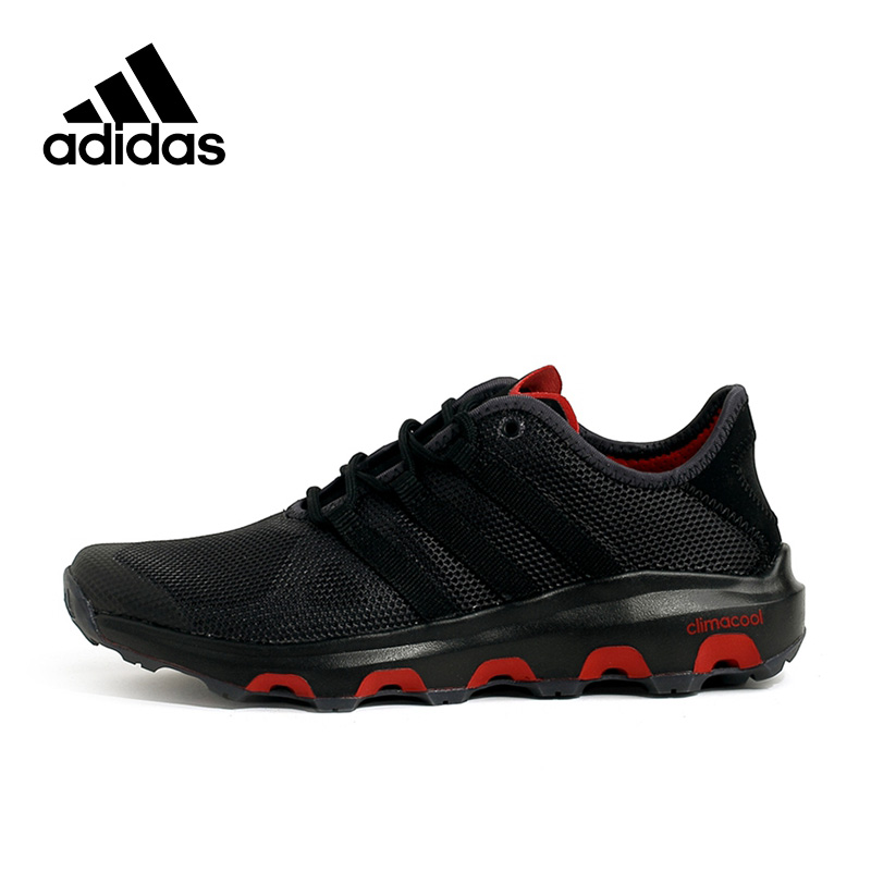 Official New Arrival Adidas Climacool Voyager Men's Aqua Shoes Outdoor Sports Sneakers original adidas men s summer models climacool aqua shoes b44290 outdoor sneakers free shipping