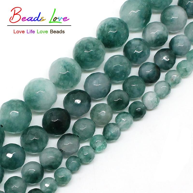 Round Jewelry Green 10mm