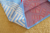 Nova Chegada Teste Padrão Popular do Inverno Mulheres Geometria Conjunto De Tricô de Manga Comprida Camisola Top e Saia Terno Ocasional Azul Preto 1228