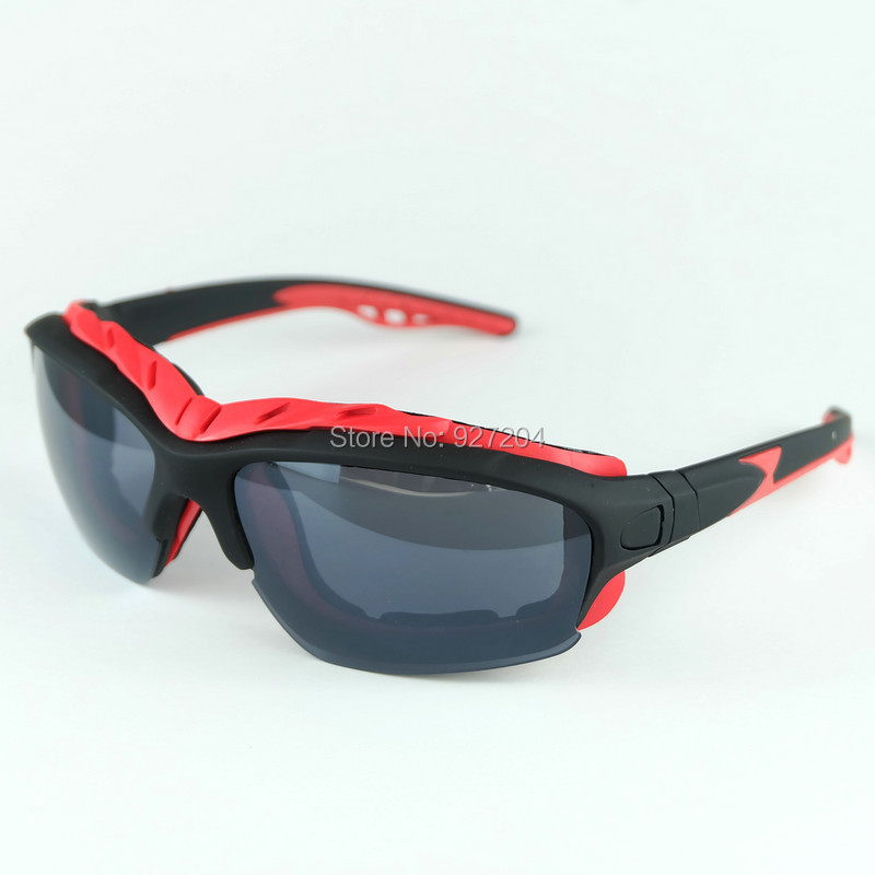 53358257d2d82 Antiskid Windproof Sport Sunglasses With Removable Soft Gasket Multi ...