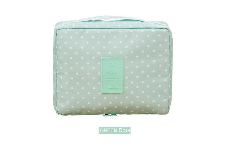 toiletry cosmetic bag