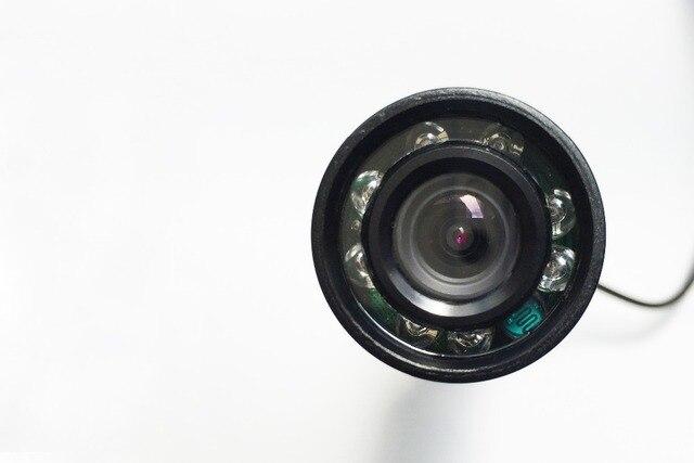 Caméra de vidéosurveillance étanche hd   mini caméra dextérieur, 10 pièces, led 940nm, Non éclairée 700TVL hd, balle videcam, caméra de surveillance vidéo pour la maison