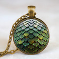 New Steampunk Game of Thrones Dragon Egg Pendant Necklace dr doctor who 1pcs/lot chain mens toy vintage 2017 charming necklaces