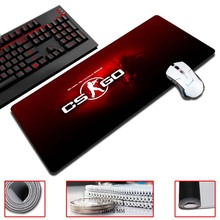 Gaming Mouse Pads The CSGO Counter Strike Ultimate Natural Rubber Gamer 30×60/70/80/90cm Size Game Computer Desk Pad Play Mat