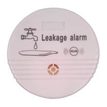 ABS 무선 누수 감지기 물 센서 알람 누출 경보 홈 보안 가정용 누수 경보