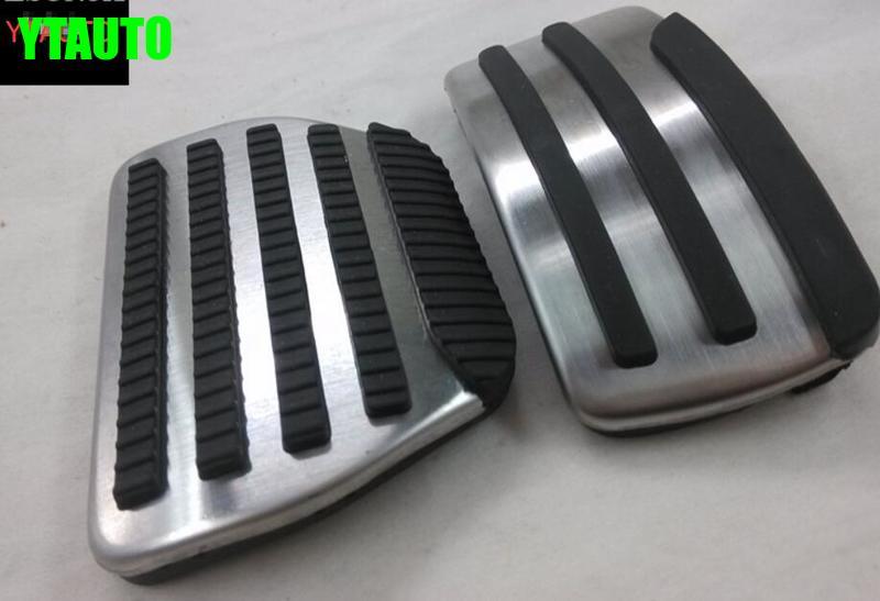 Auto brake pedal accelerator pedal for Nissan Qashqai X-trail Tiida sunny 2010-2013 , no need drilling