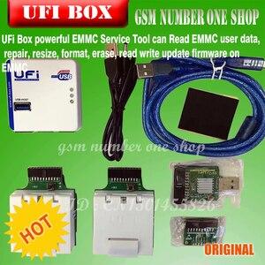 Image 5 - Новейшая оригинальная коробка UFI power ufi Box, инструмент ufi ful EMMC, инструмент для чтения данных пользователя EMMC, а также ремонт, изменение размера, формат
