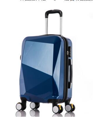 """20นิ้วรถเข็นกระเป๋าเดินทางกระเป๋าเดินทาง24 """"PCรถเข็นกระเป๋าบนล้อล้อกรณีเดินทางกระเป๋าเดินทางกลิ้งสัมภาระกระเป๋าเดินทาง-ใน กระเป๋าเดินทางแบบลาก จาก สัมภาระและกระเป๋า บน   1"""
