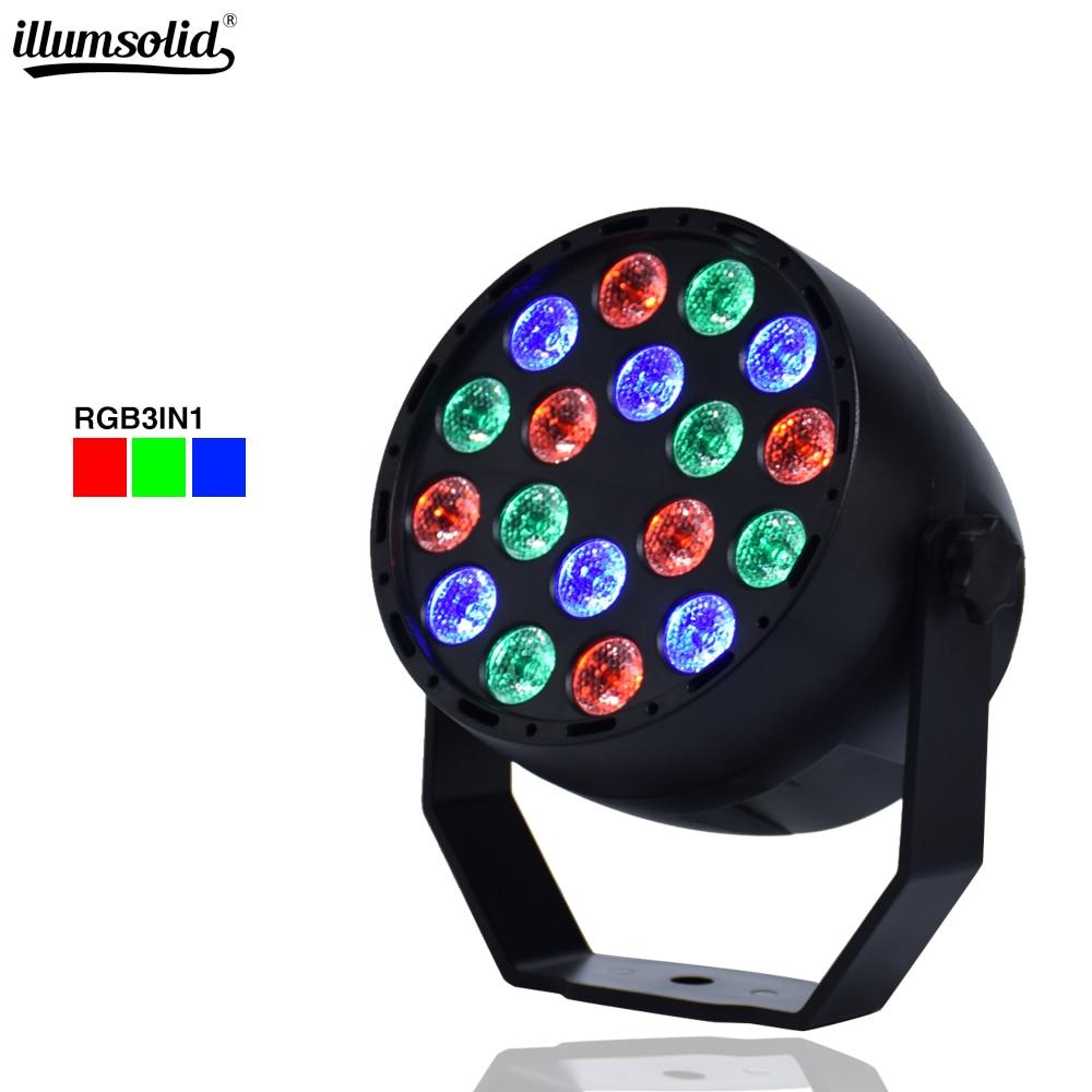 LED Par Stage Light Projector Lamp For Party Bar Club DJ Dsico KTV Wedding Pub Church Show