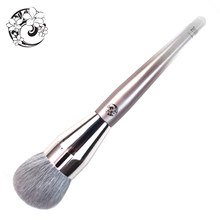 ENERGIA di Marca Professionale Spazzola Dei Capelli della Capra Pennelli Cosmetici Make Up Brush Brochas Maquillaje Pinceaux Maquillage p202(China)