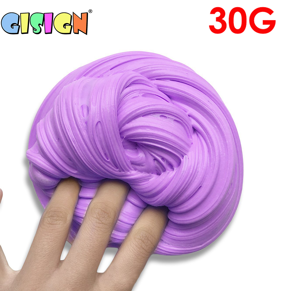Slime Fluffy Polymer Clay  Floam Lizun Charms Filler For Light Plasticine Slime Accessories Soft Playdough Modeling Antistress