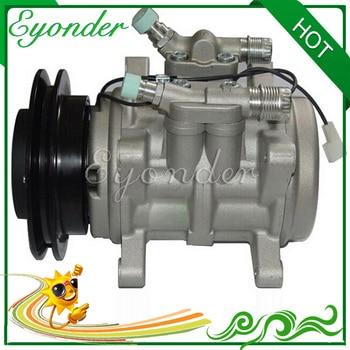 A/C AC Airconditioning Compressor Koeling Pomp voor Toyota Landcruiser HJ HILUX 6P148 82292901 8FK351339721 8FK 351339721