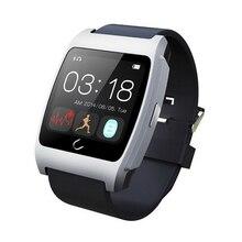 2016 NEUE Herzfrequenz UWatch Bluetooth Smart U Uhr UX Smartwatch armbanduhr für iPhone 6 S6 HTC Android Smartphone NFC Kopfhörer