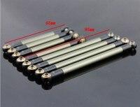 Alloy Push Rod Set For Rc Crawler D90 Yota Axle