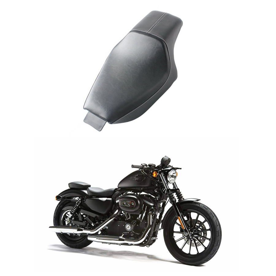 Passenger Seat Driver Touring pad Cushion Saddle For Harley 1200 Nightster XL1200N 2010-2012 2011 Motorcycle Accessories