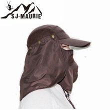 490bccdbcc7 SJ-Maurie UV Protection Cycling Face Protector Hat Well-rounded Sun Quick  Drying Neck
