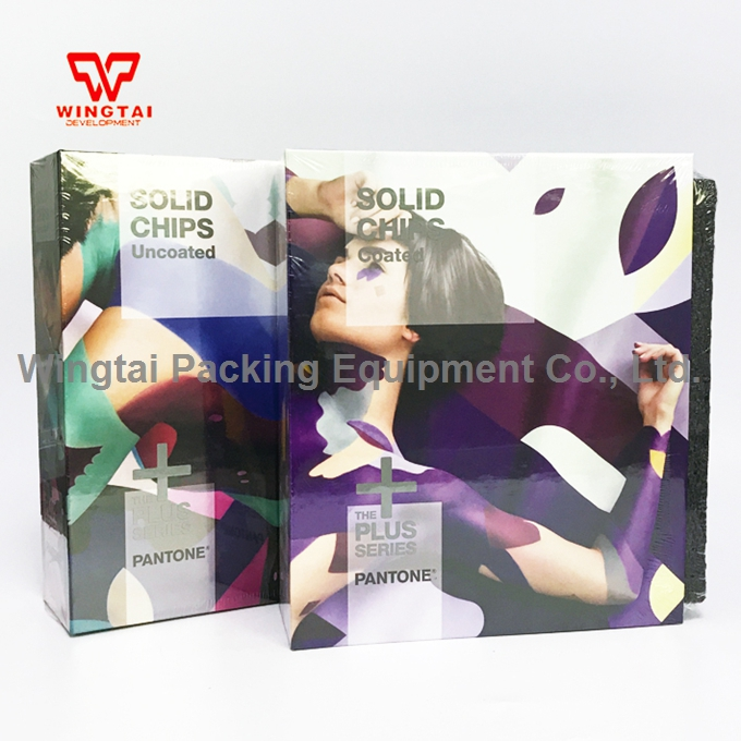 цены New International Pantone SOLID CHIPS Coated & Uncoated Color Chart GP1606N