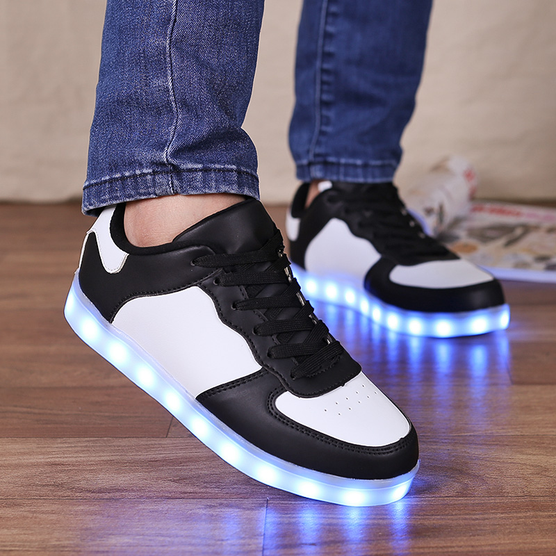 Led Sneakers Classic 2.0 8