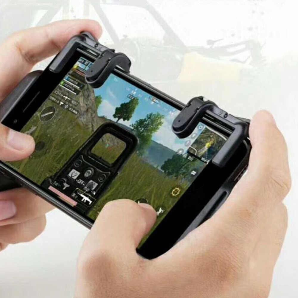 1 unidad de controlador de herramienta de juego para móvil PUBG artefacto auxiliar juego Joypad Joystick Arcade juego Stick controlador regalo