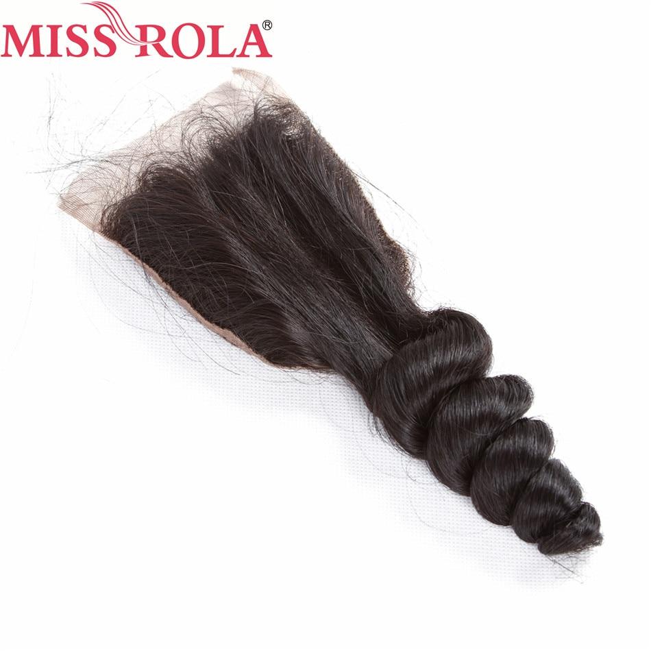 Miss Rola Шаш Peruvian Ұнтақ Толқыны 3 - Адам шашы (қара) - фото 4