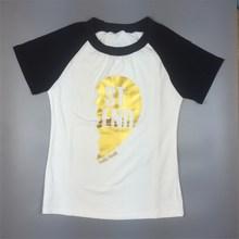 2016 Children T Shirts Kids Cartoon Short-Sleeve T-shirts Summer Family Clothing Outfit Boys Boy Cool Top VCS72 T50
