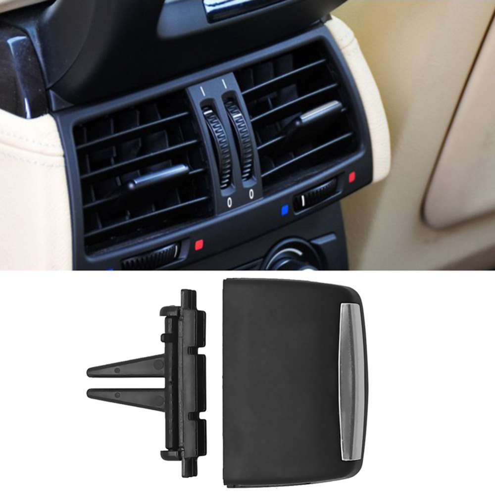 Auto Air Conditioning Rear Center A/C Air Conditioning Vent Outlet Tab Clip  Repair Kit for BMW X5