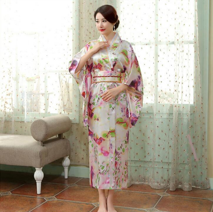 The new Japanese kimono national wind Dress Lady temperament style fashion dress