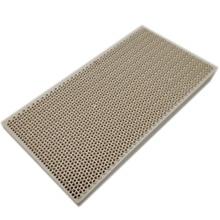 Земная звезда, комнатный обогреватель, сотовая керамическая огненная плита, инфракрасное нагревательное устройство, керамический borad 145*75 мм