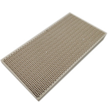 Earth star Room space heater honeycomb ceramic fire plate infrared heating appliance ceramic borad 145*75mm 30ppi honeycomb ceramic 140mm foam ceramic ceramic filter high temperature resistant cast alumina