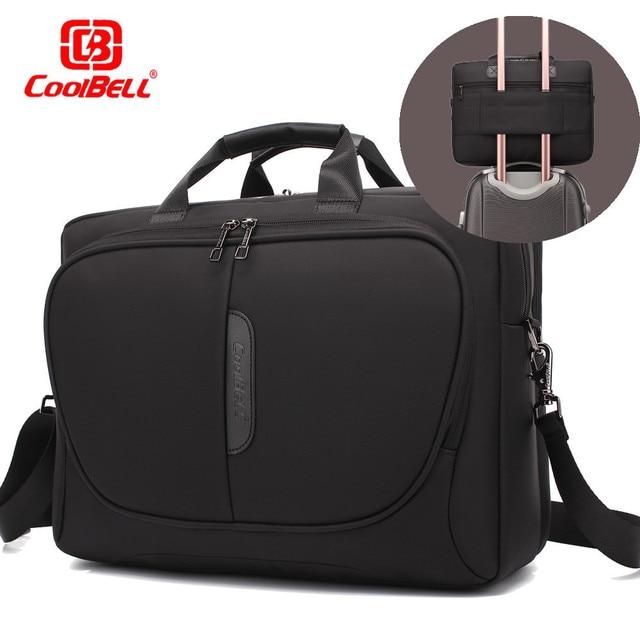 2018 Commerce Hot Laptop Bag 15.6 15 Inch Notebook Shoulder Messenger Sling Bag  men women Computer sleeve Case Briefcase handbag e97de4127bcc9