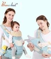 0 36 monate Atmungs Multifunktionale Vorne Baby Carrier Rucksack Pouch Wrap Baby Känguru Taille unterstützung-in Rucksäcke & Träger aus Mutter und Kind bei
