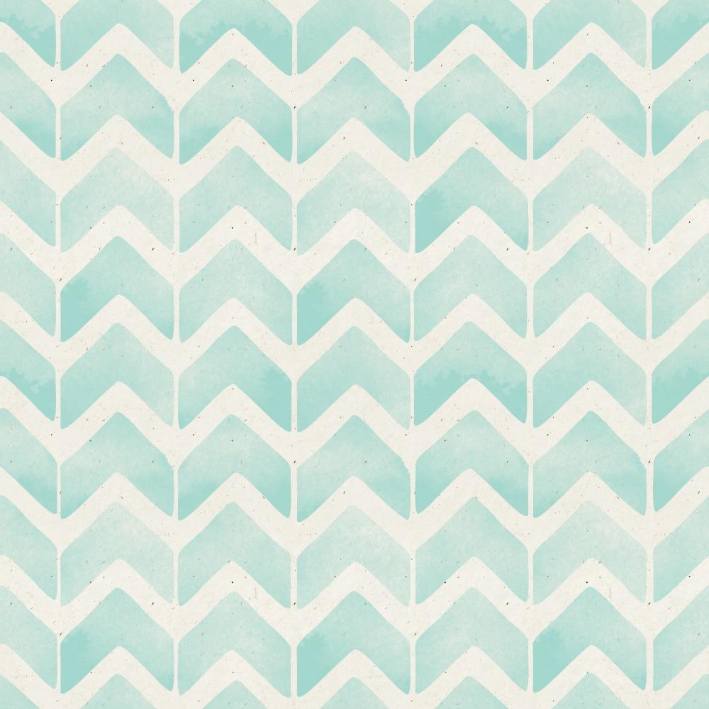 Huayi Art Fabric Chevron Pattern Printed Wedding Backdrop