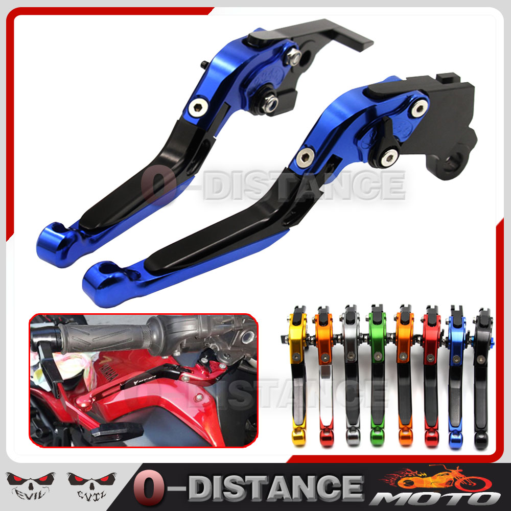 CNC Adjustable Motorcycle Brake Clutch Levers For BMW S1000RR K1600 GT/GTL F800GS F800R F800GT F800ST F700GS G650GS R1200R adjustable folding extendable brake clutch levers for bmw k1300 s r gt k1600 gt gtl k1200r sport r1200gs adventure 8 colors