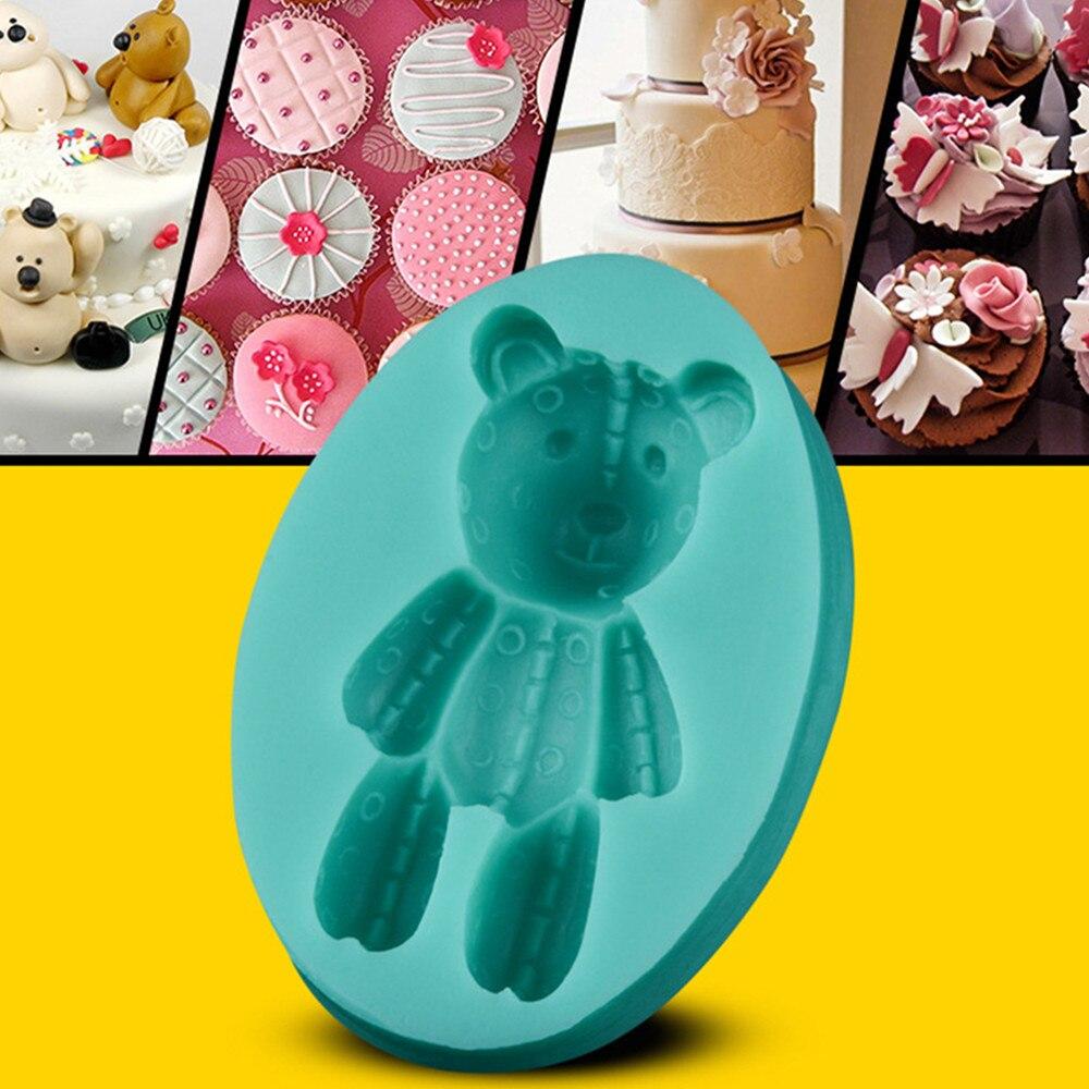 Home Cake Decorating Supply Co: Cake Decorating Supplies Silicone Fondant Cake Molds