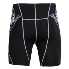 NEW 3D Print Summer Running Shorts Men Quick Dry Men Fitness Short Pants Gym Training Jogging Compression Tights Sports Shorts