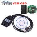 Супер FoCOM OBD2 Код Читателя Для Ford VCM OBD МИНИ-Версия Автоматический Диагностический Сканер Многоязычная Для Ford/Заменить Mazda VCM2