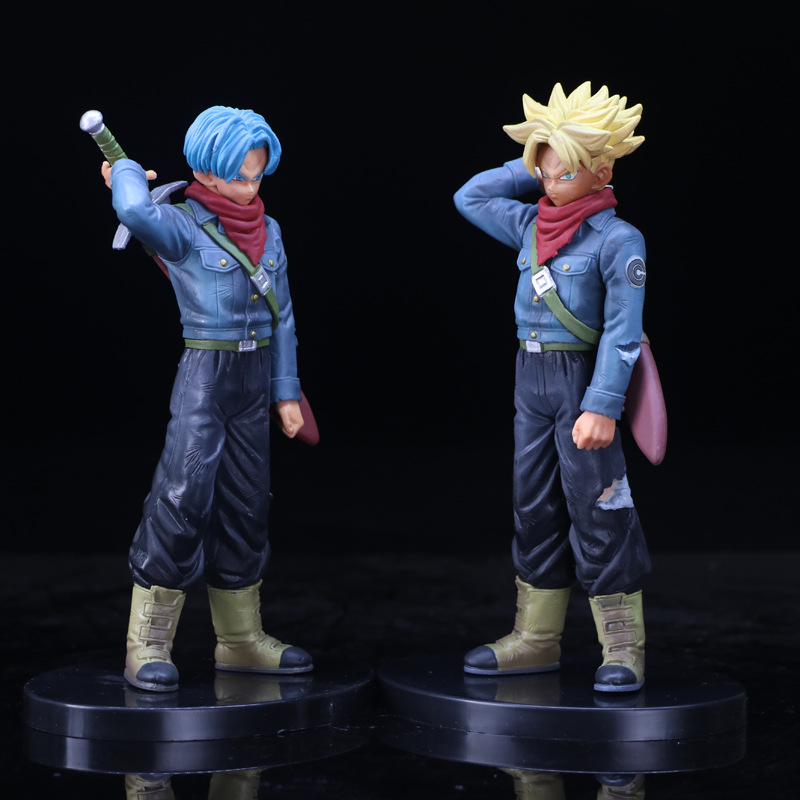 Dragon Ball Super Warrior Action figure toys collection Christmas gift doll