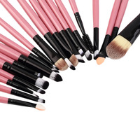New Arrival Professional New Set Of 20 Pieces Brushes Pack Complete Make Up Brushes Set Kit