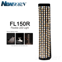 Godox new FL150R flexible portable LED lights are suitable for portrait video product outdoor studio shooting