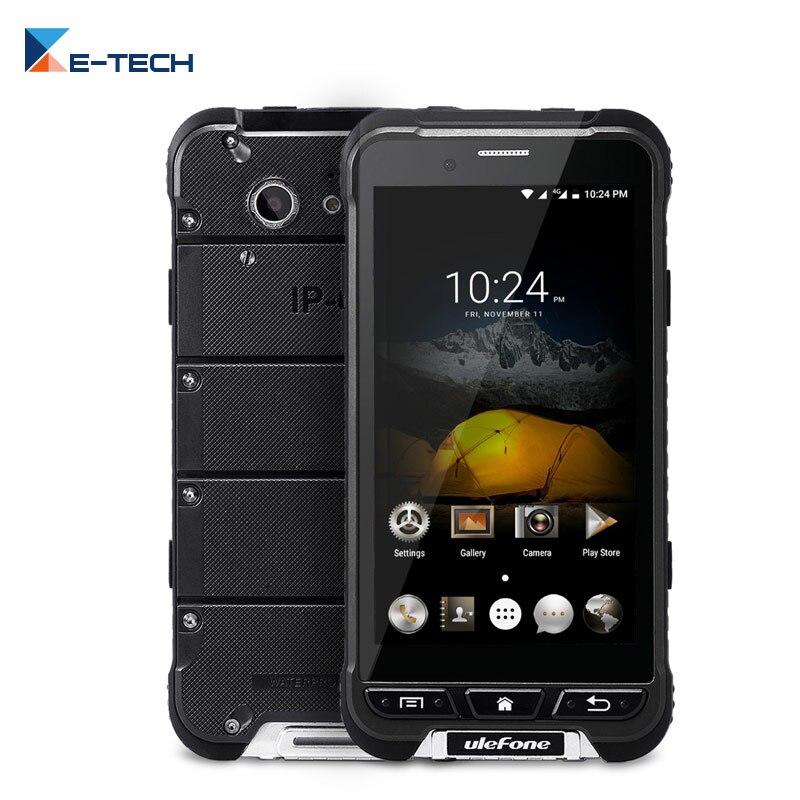 bilder für Ulefone rüstung mtk6753 octa-core 4,7 zoll 1280x720 bildschirm smartphone 3 gb ram 32 gb rom ip68 wasserdicht stoßfest nfc handy