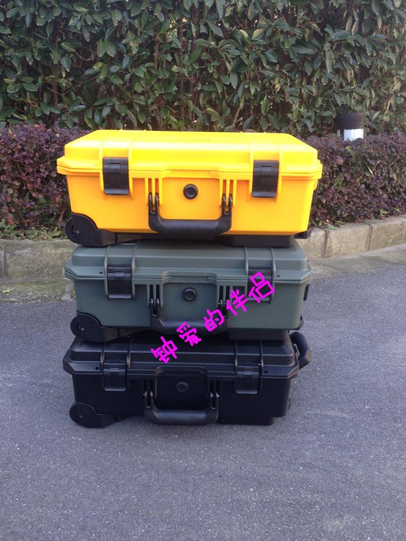 Įrankių dėžės vežimėlio dėžė Smūgiams atspari hermetiška - Įrankių laikymas - Nuotrauka 2