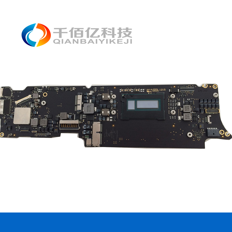 <font><b>Motherboard</b></font> <font><b>A1465</b></font> Logic Board For Macbook Air 11' 1.6GHZ 4G i5-5250U Early 2015 820-00162-A Mother board image