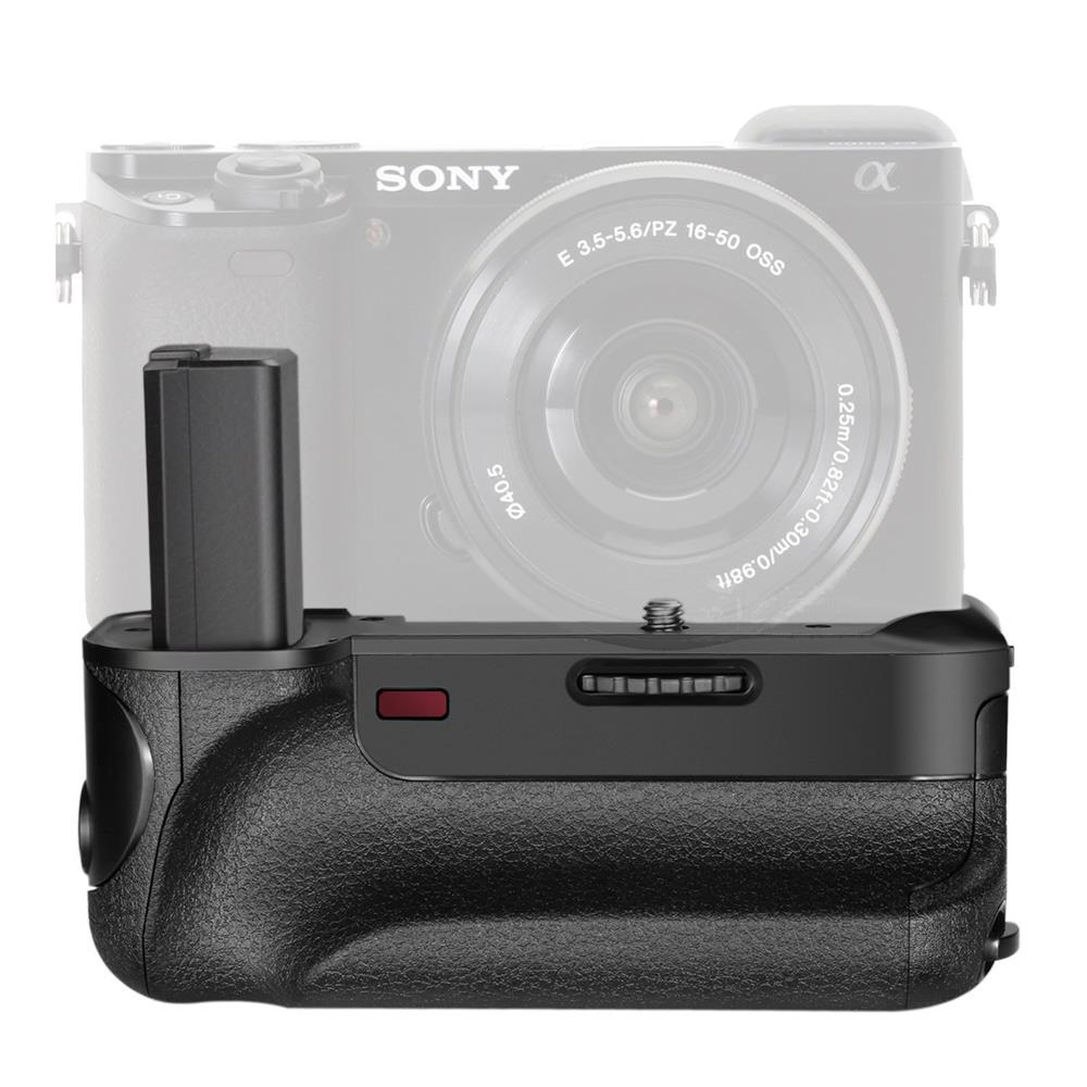 Camera Vertical Battery Grip for Sony A6000 work with NP FW50 Battery